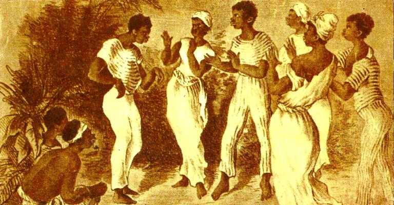 Candombe, o candomblé argentino, retratado no começo do século 19