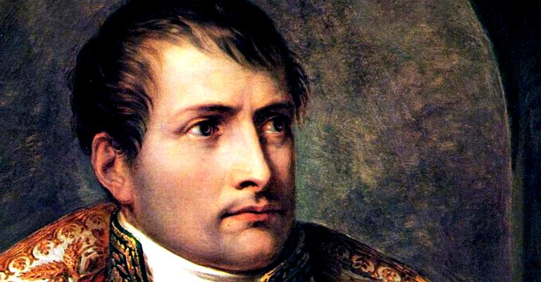 Napoleão em seus melhores dias