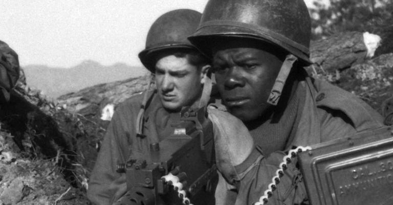 Batalhão integrado na Guerra do Coreia. A mudança só veio em 1948