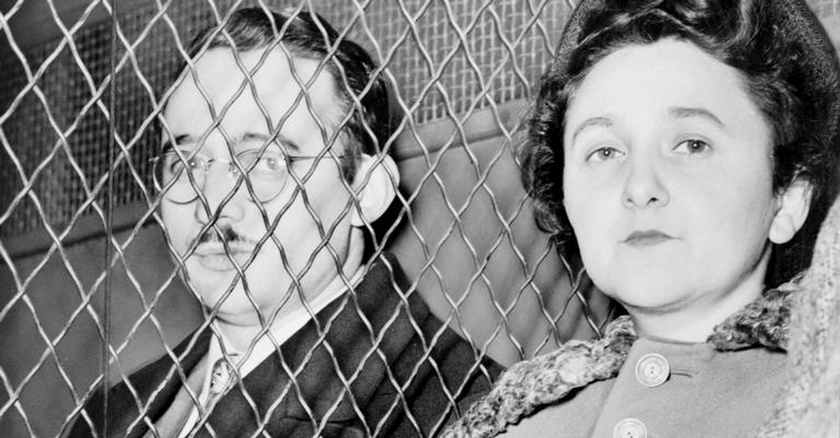 O casal após o julgamento