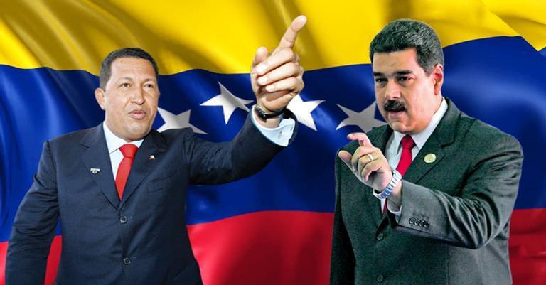 Durante o segundo mandato, Chávez avançou na implementação de reformas econômicas
