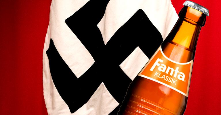 Nazistas não estavam envolvidos na criação, mas apreciaram o produto