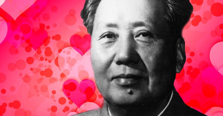 Mao, o bem-amado
