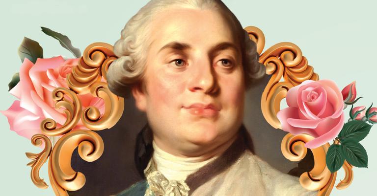 O monarca Luís XVI