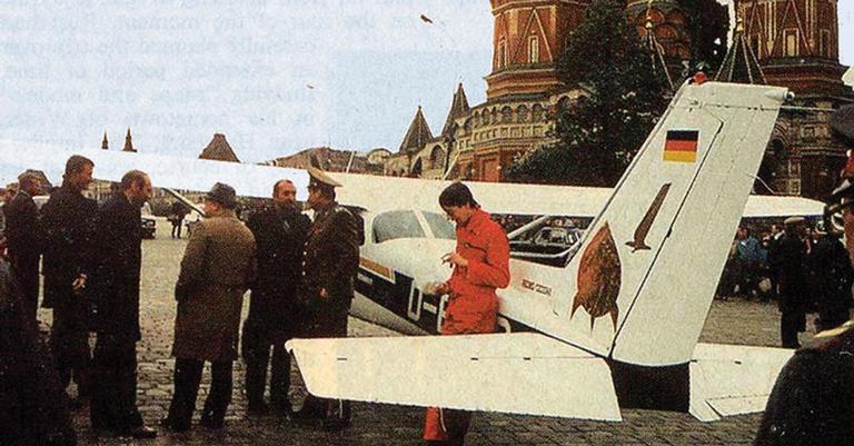 Mathias Rust: O jovem que enganou a força aérea soviética