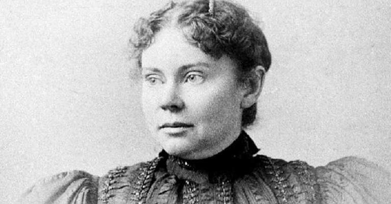 Lizzie foi a principal suspeita de cometer os assassinatos