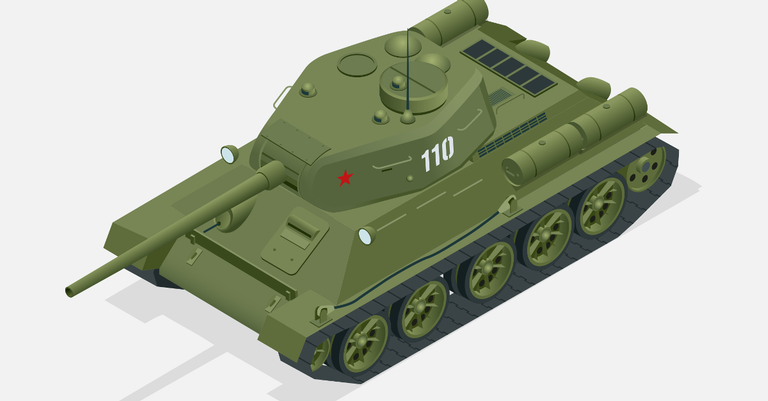 T-34: arma soviética destruidora