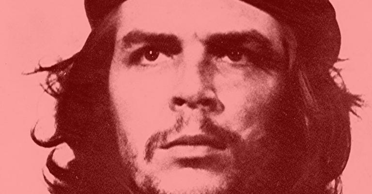 O revolucionário Che Guevara