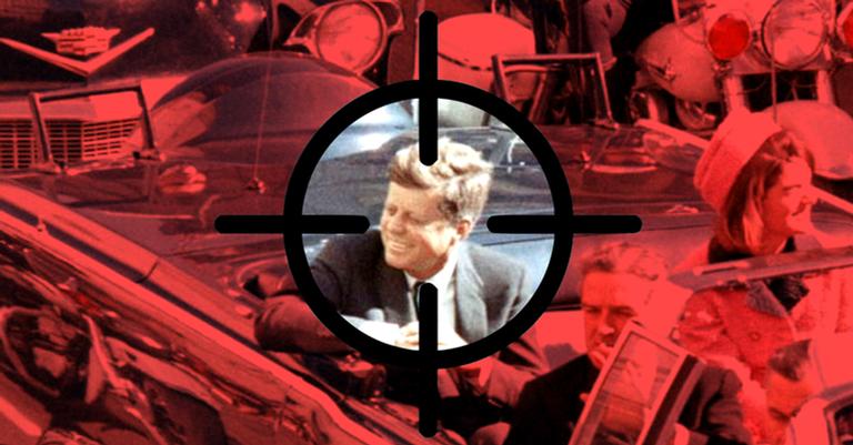 A morte do ex-presidente Kennedy pela CIA é uma das mentiras criadas