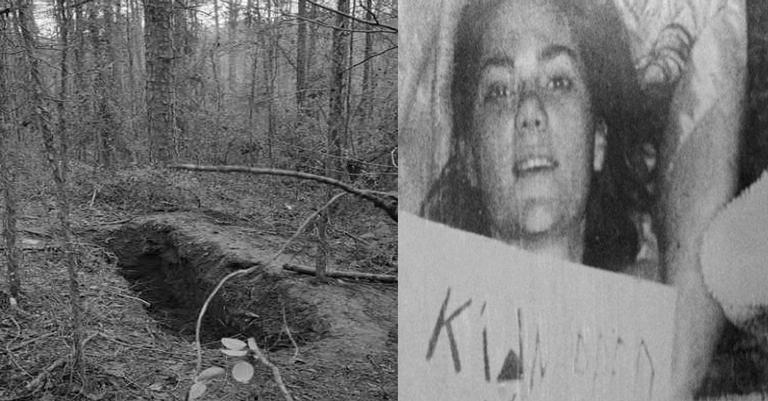 Barbara Mackle ficou enterrada debaixo do solo durante três dias