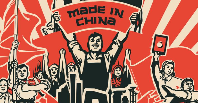 Na China, a economia de mercado convive com um partido único comunista