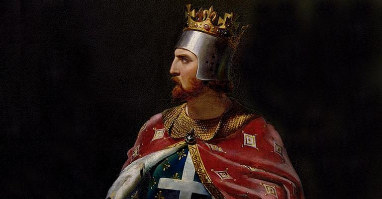 O grande monarca Ricardo I