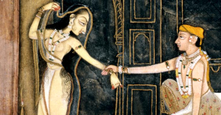 Ilustrações do Kama Sutra foram feitas somente no século 15