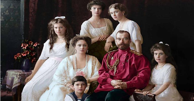 Retrato da família ainda no poder