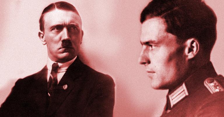 Claus von Stauffenberg Vs. Hitler