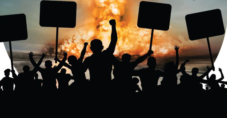 Acordos entre Estados muitas vezes visam evitar uma corrida armamentista