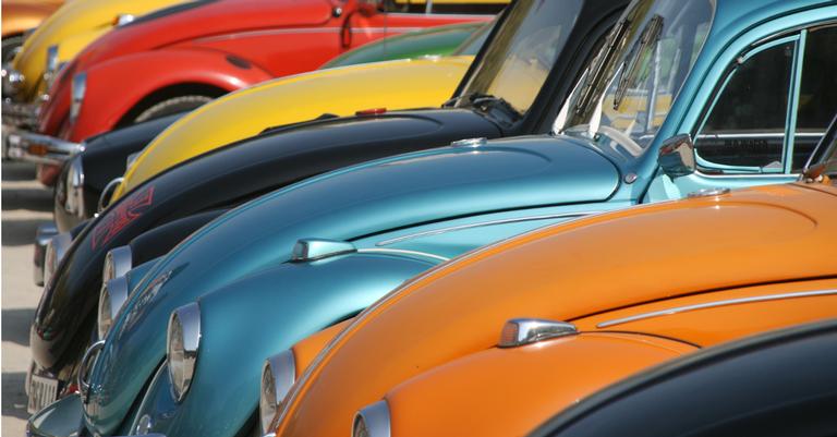 Volkswagen Fusca: um nome diferente em cada parte do mundo