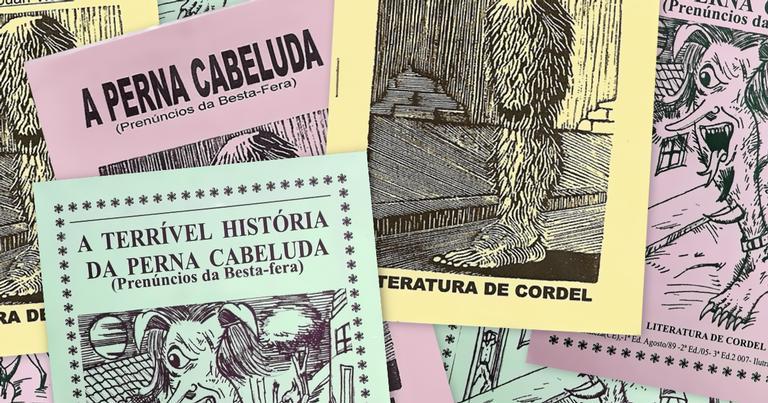 Perna Cabeluda: lenda recifense foi musa de cordel e de música