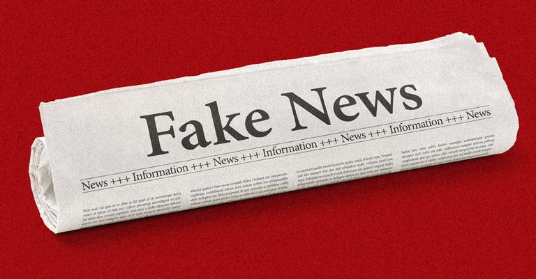As Fake News do passado