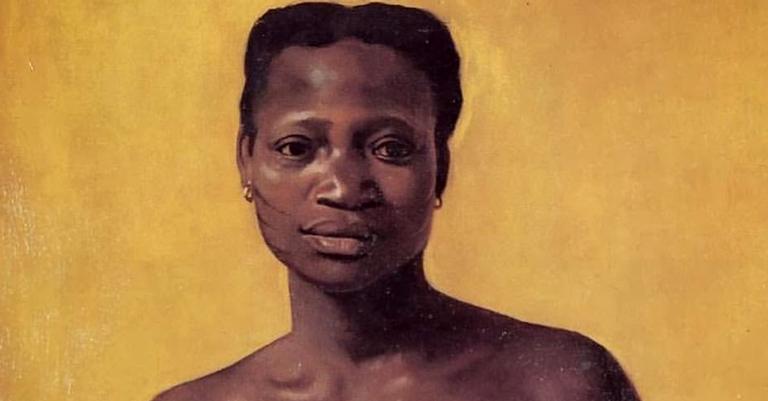 Por razões óbvias, nenhum retrato foi feito de Teresa. Esta ilustração do século 19 foi adotada por organizações do movimento negro para representá-la