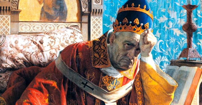 Bonifácio VIII saqueou e queimou a Palestina em 1298