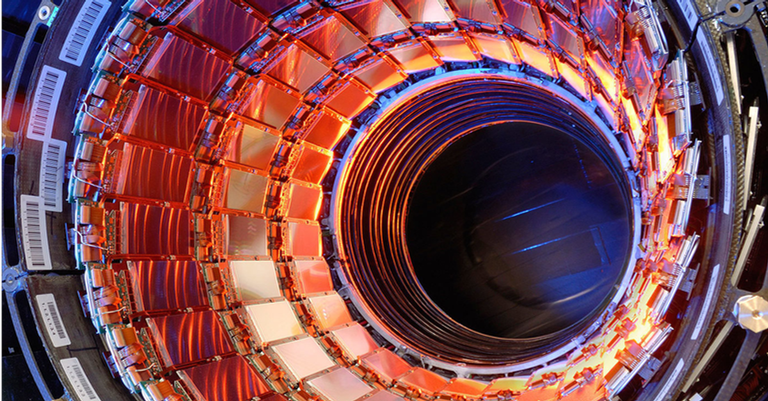 O acelerador moderno LHC