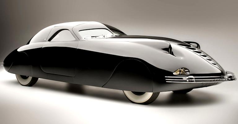 Um dos modelos mais bonitos era o 'Phantom Corsair