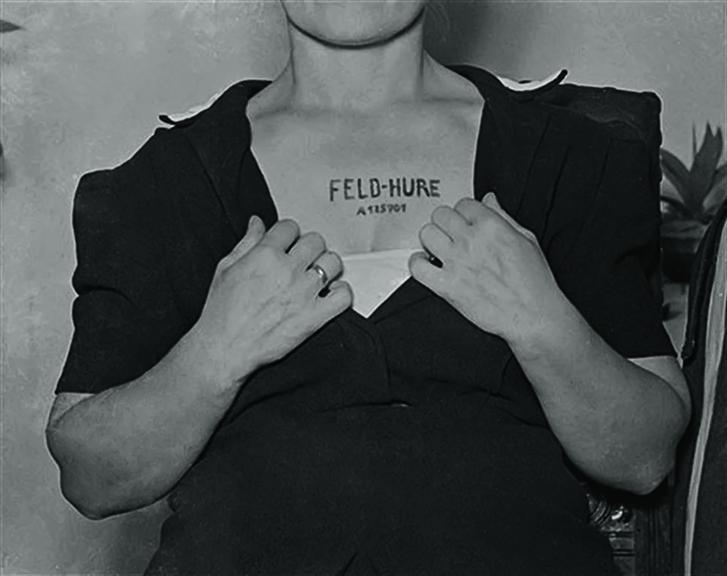 Prostituta de Auschwitz