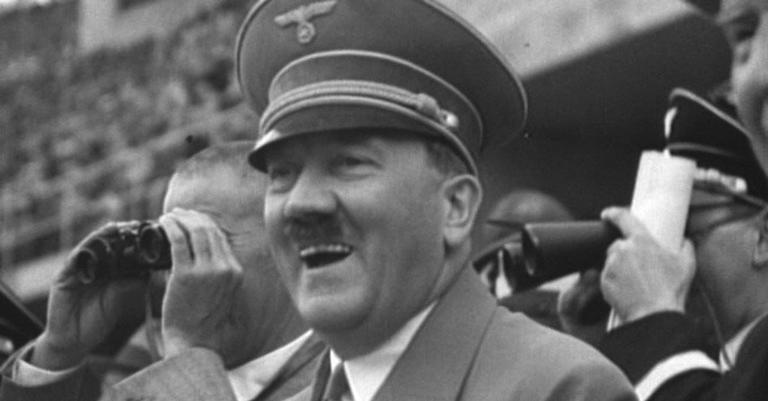 Em plena Segunda Guerra, os alemães faziam piadas sobre o nazismo