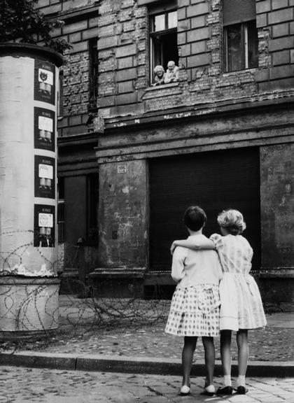 Muro de Berlim dividiu a vida da cidade ao meio