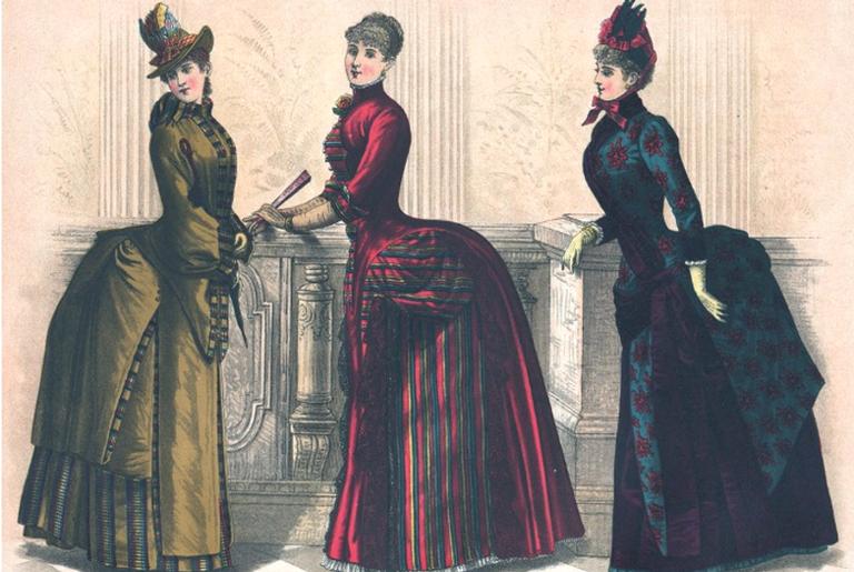 As leis suntuárias tentavam manter as diferenças sociais por meio do modo de se vestir
