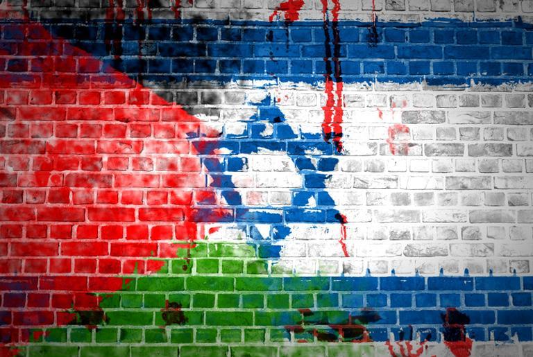 Israel dominou um território maior do que o proposto pela ONU, em 1947