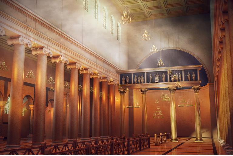 Arquibasílica de São João de Latrão é a primeira catedral do mundo