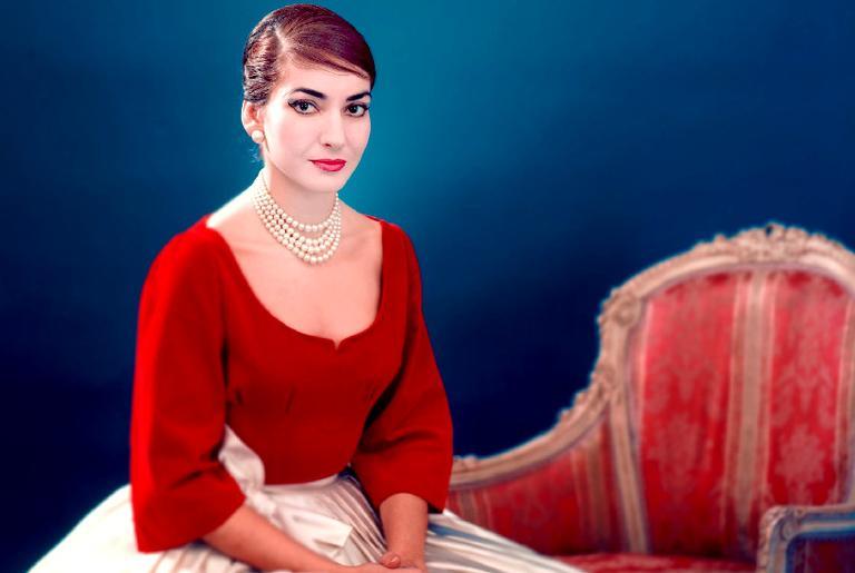 Capa do filme Maria Callas: Em Suas Próprias Palavras