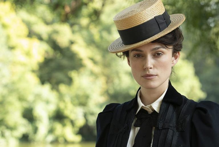 Keira Knightley em cena do filme