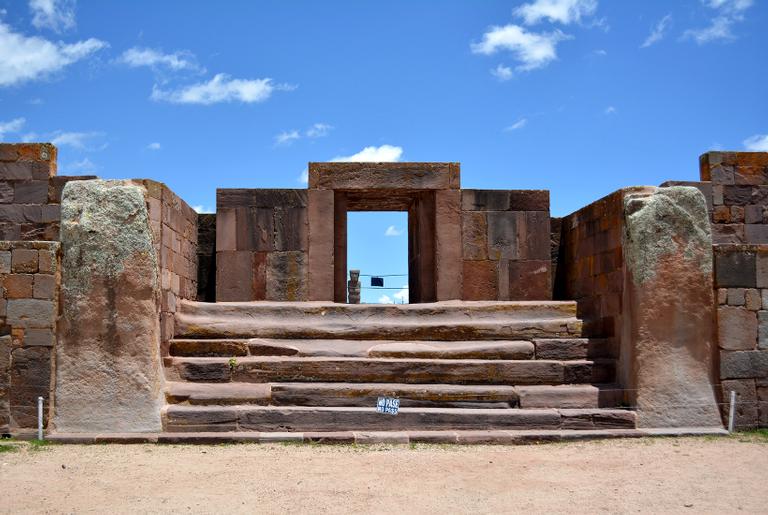 Sítio arqueológico de Tiwanaku