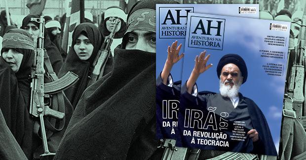 Nesta Edição- Irã 1979: Da revolução à teocracia - ed.189