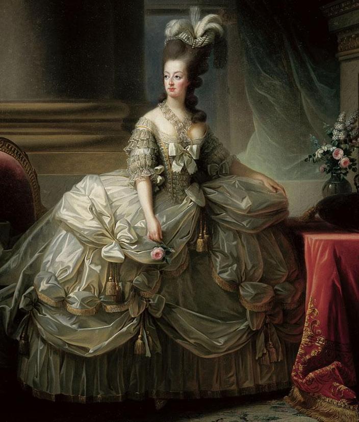 Um dos quadros mais conhecidos da rainha